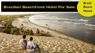 Brazil Beach House. Commercial Property for Sale in Brazil