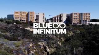 Blue Infinitum - Salk Institute