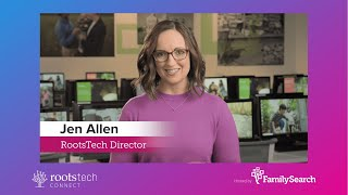 Welcome to RootsTech Connect 2021!