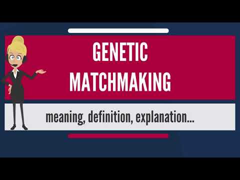 matchmaking dictionary