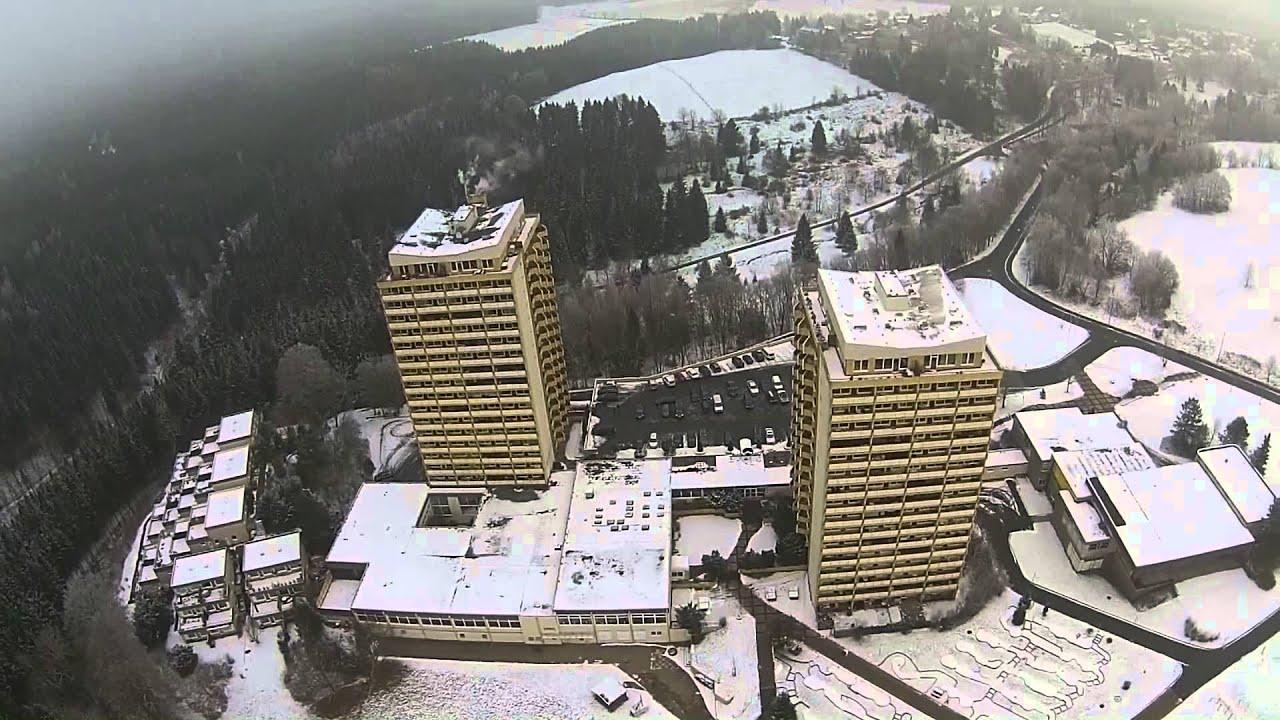 Panoramic hotel hohegei braunlage harz luftaufnahmen vom for Hotel mit schwimmbad harz