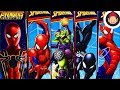 Avengers Infinity War Titan Hero Series Power FX Iron Spider & Titan Hero Series Spider-Man Toys