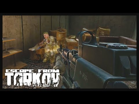 PMC Hunting #2 - Escape from Tarkov