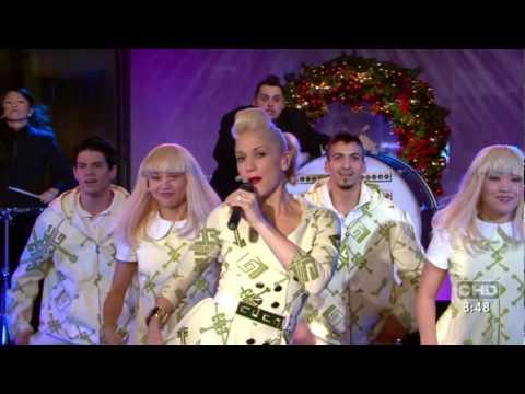 Gwen Stefani  Wind It Up GMA, 2006