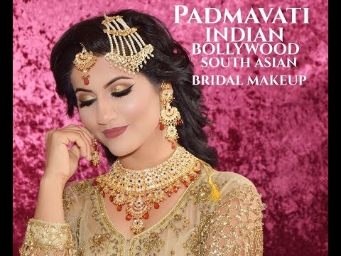 INDIAN | BOLLYWOOD | SOUTH ASIAN BRIDAL MAKEUP | ZAS ft. Monica Ahuja
