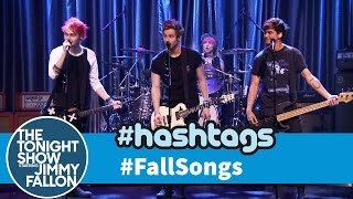 Repeat youtube video 5 Seconds of Summer Hashtags: #FallSongs