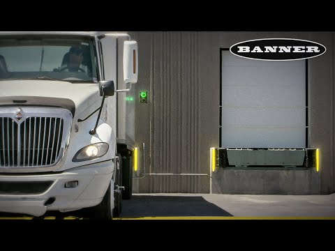 Lighting & Indication For Truck Dock And Industrial Doors