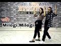 Milegi Milegi Dance Video Song   STREE   Mika Singh   Sachin-Jigar   Rajkummar Rao, Shraddha Kapoor