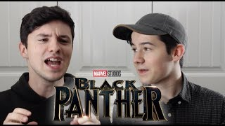 Black Panther NO SPOILER Review