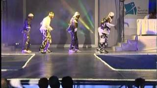 P-Square - Senorita  (Stage Performance)