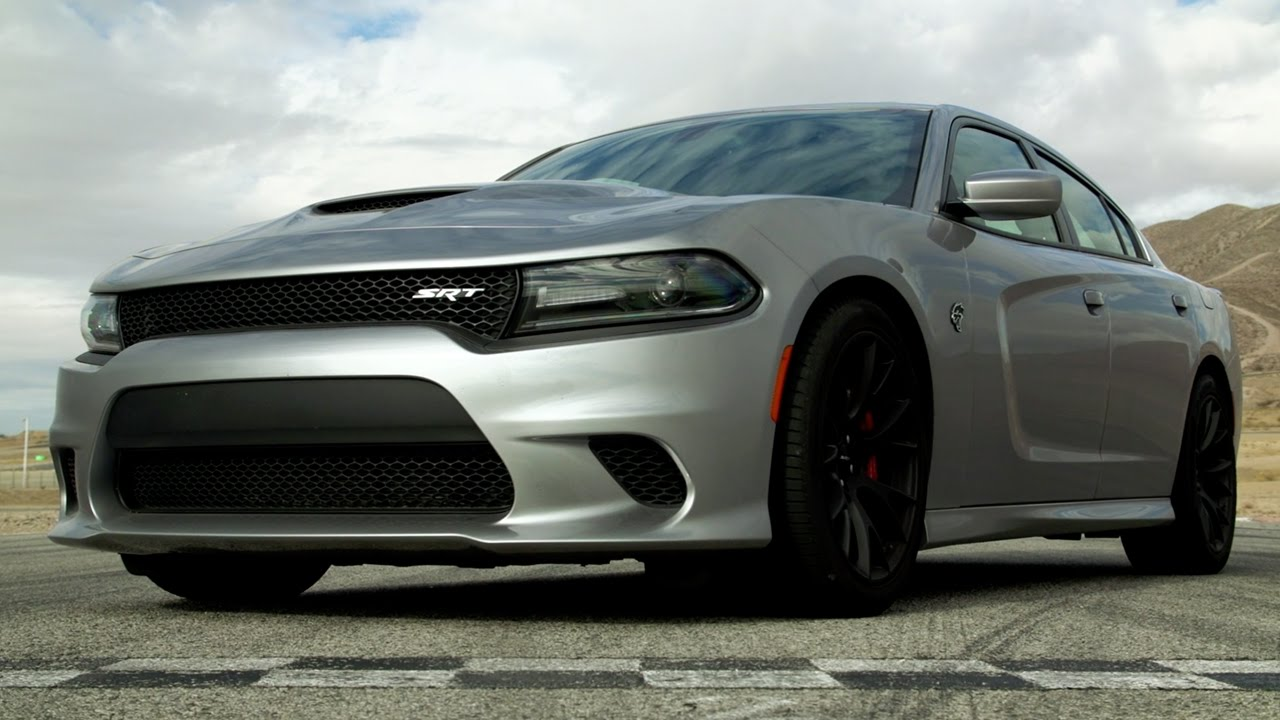 Ignition 2015 Dodge Charger SRT Hellcat Hot Lap | Tire Rack - YouTube