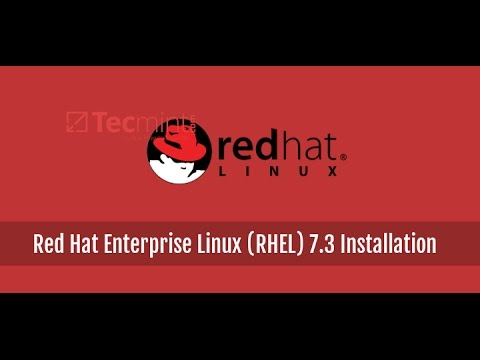 How to Install Red Hat Enterprise Linux 7.3 (Latest Version) in Virtual Box