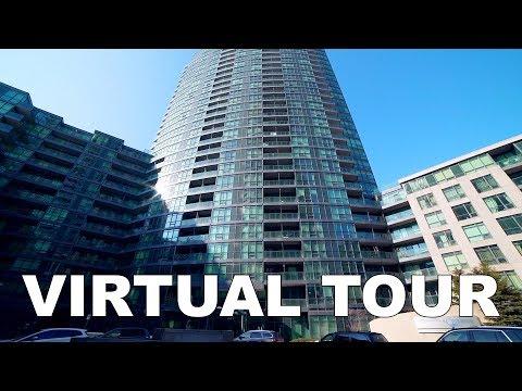 231 Fort York Blvd, Toronto, On. M5V 4A2, Unit 509 / HD / Virtual Tour