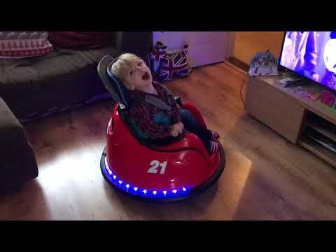 Mini Waltzer Bumper Car