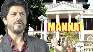 Shahrukh Khan On How He Bought His House Mannat!