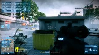 BF 3 |Sniper/Recon Montage| [Night Tage] Twixxy vol.1
