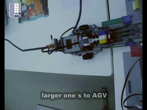 Education with Lego @ Chemnitz University of Technology
