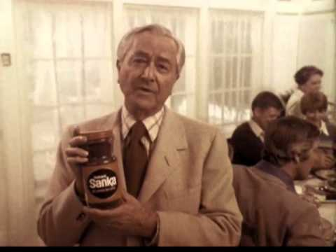 1970's Sanka Advertisement featuring Robert Young