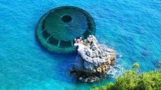 Новая Атлантида - Подводные НЛО