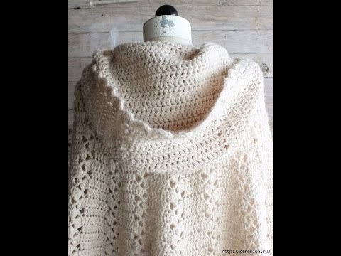 Crochet Shawl Free Crochet Patterns 326 Youtube