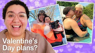 Dating Vs. Engaged Vs. Married: Valentine's Day Plans