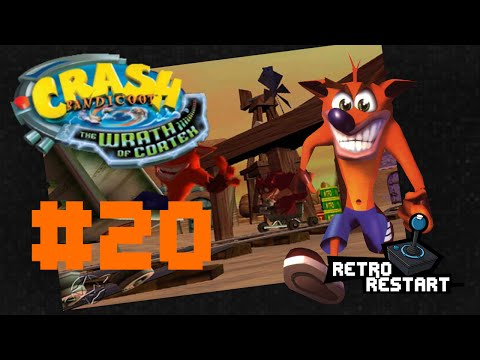 Crash Bandicoot: The Wrath Of Cortex - Toad Express - Let's Play Playstation 2! Part 20