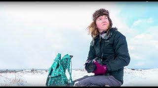 Creative Landscape Photography | Scottish Snow Storm