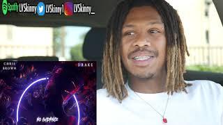 Chris Brown ft. Drake - No Guidance (Reaction Video)