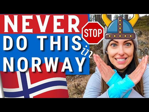 HOW TO BEHAVE IN NORWAY: 11 THINGS YOU SHOULD NEVER DO. Norwegian Etiquette
