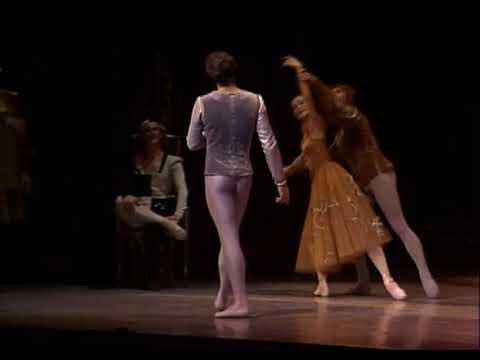 Nina Ananiashvili dances in Tchaikovsky's Swan Lake Perm State Ballet