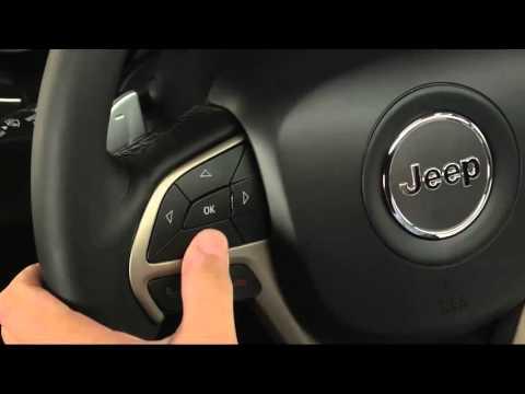 2016 Jeep Grand Cherokee   Stop/Start System