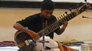 Ramprapanna Bhattacharya presents Bandishes of Ustad Vilayat Khan on Raag Darbari Kanada.