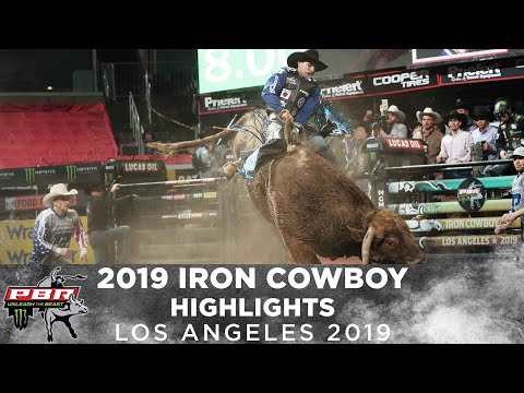 2019 Iron Cowboy Championship Highlights