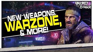 Warzone Integration, Famas Confirmed, & More! (Black Ops Cold War News)