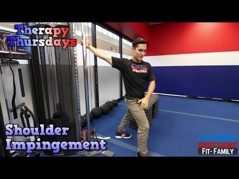 FBBC Therapy Thursday Shoulder Impingement