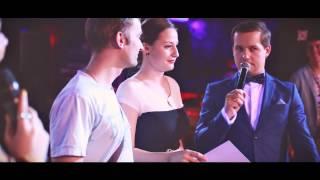 Ведущий, showmen Павел Савченко на выставке