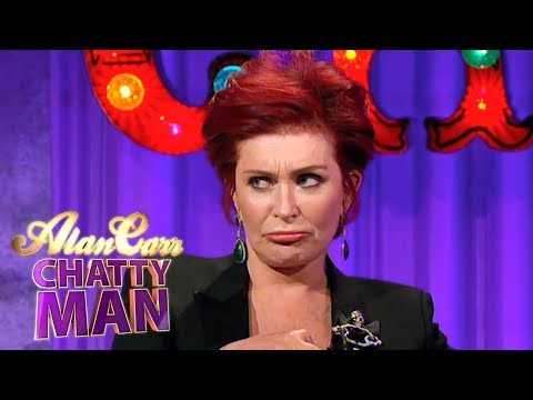 Sharon Osbourne Likes To Express Herself By Swearing | Full Interview | Alan Carr: Chatty Man