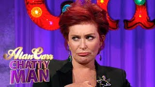 Sharon Osbourne Likes To Express Herself Through Swear Words (Full Interview)   Alan Carr Chatty Man