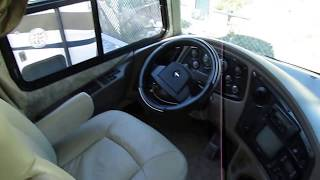 2006 Coachmen Cross Country 351DS Diesel Class A , 2 Slides, 45K Miles, Warranty, $59,900