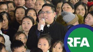 Giáo dân Phú Yên lên tiếng về việc Linh mục Đặng Hữu Nam bị thuyên chuyển