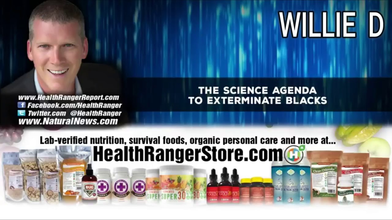 The SCIENCE agenda to exterminate BLACKS (MUST SEE)