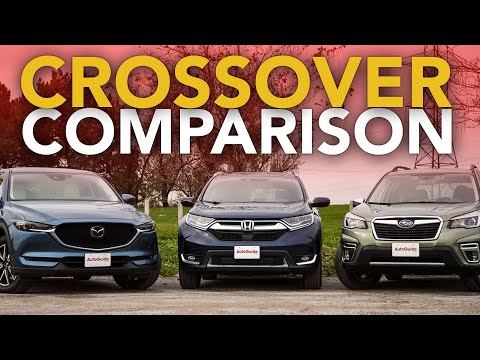 Mazda CX-5 vs Honda CR-V vs Subaru Forester: Which Crossover is the Best Buy?