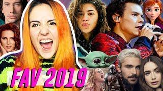FAVORITOS 2019 | EUPHORIA, HARRY STYLES, ENDGAME | Andrea Compton