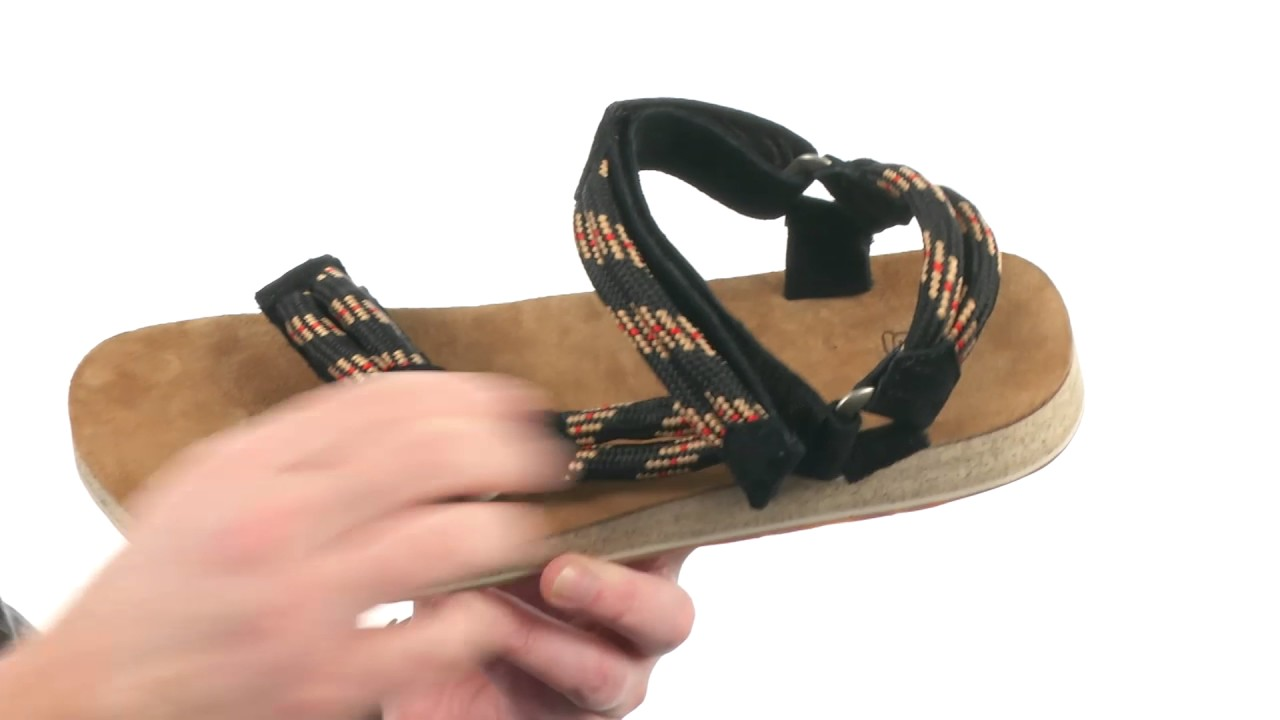 bb46e2369 Teva Original Universal Rope SKU 8824672 - YouTube