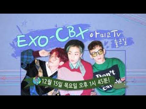 [Indo Sub] Amigo TV - EXO-CBX