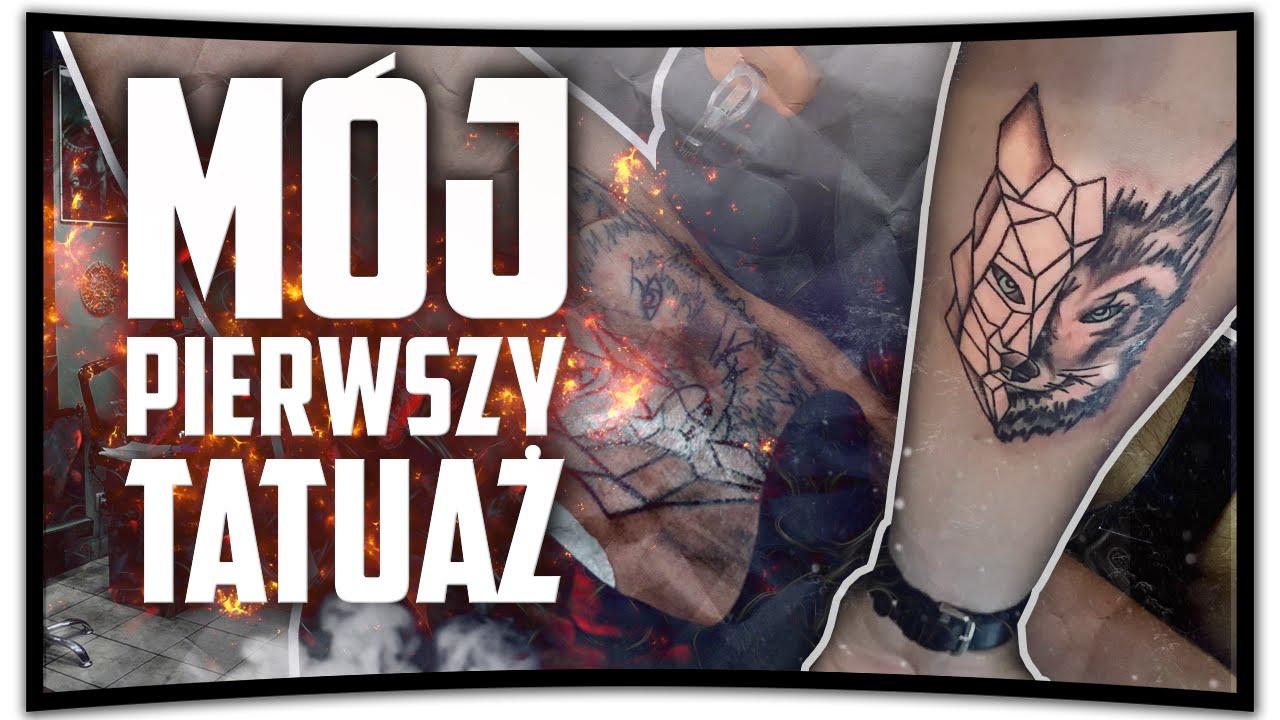 Mój Pierwszy Tatuaż Youtube