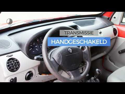 Renault Kangoo Express MARGE! 1.5 DCI (58pk) Stuurbekr. /CV. afstand. /Radio-cd /R-zijschuifdeur /15