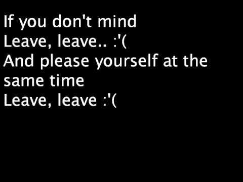 Leave Lyrics