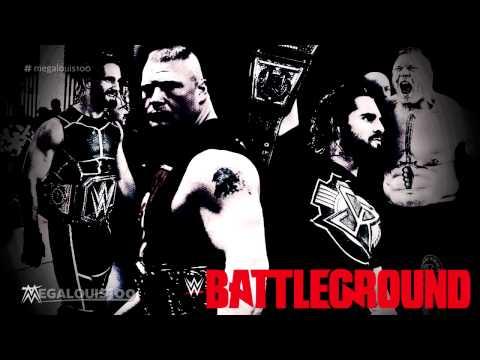 WWE Battleground 2015 Official Theme Song -