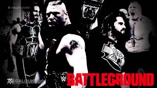 "WWE Battleground 2015 Official Theme Song - ""Heavy"" With Download Link"
